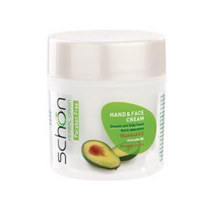 SCHON-Avacado-hand-and-face-cream-150-ml-01-SAHC