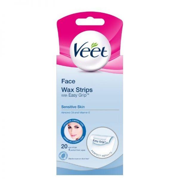Veet-For-Face-Hair-Remover-Strips-20pcs
