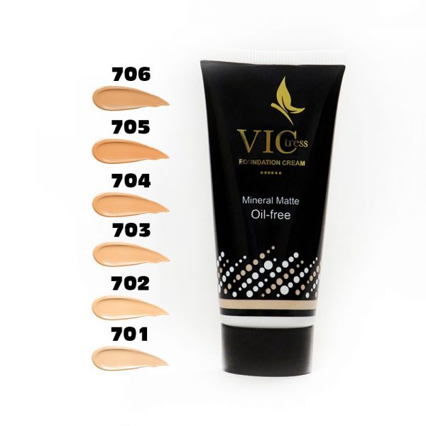 VICTRESS-FOUNDATION-CREAM-Minera-Matte-Oli-free-03-VFC