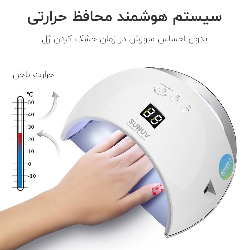 SUN-UV-SUN6S-48w-Smart-UV-LED-Nail-Lamp-07-SU6S