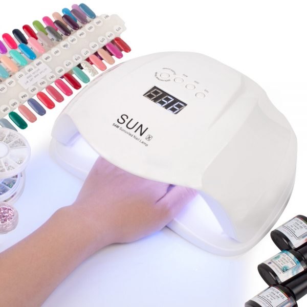 SUN-UV-SUN-X-54W-Smart-UV-LED-Nail-Lamp-12-SUX