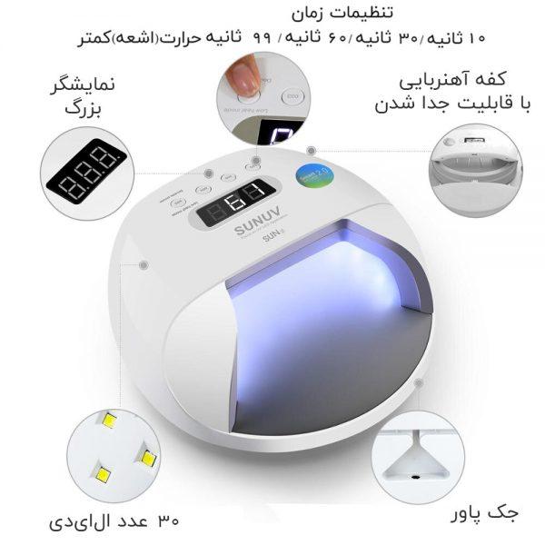 SUN-UV-SUN7-48W-Smart-Wireless-Cordless-UV-LED-Nail-Lamp-04-SU7