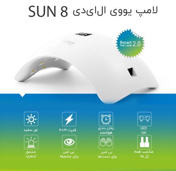 SUN-UV-SUN8-48W-Smart-UV-LED-Nail-Lamp-06-SU8