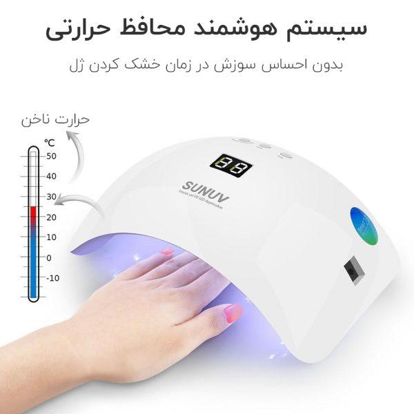 SUN-UV-SUN8-48W-Smart-UV-LED-Nail-Lamp-07-SU8
