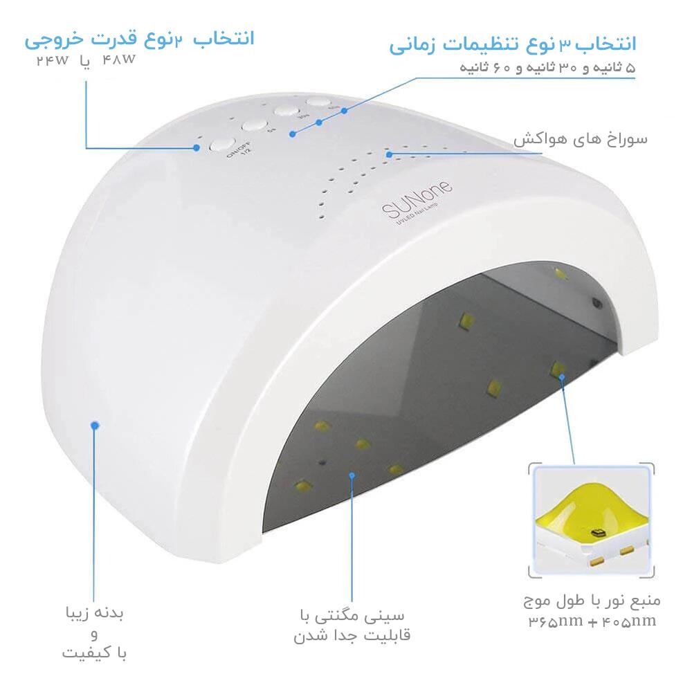 SUN-UV-Sunone-48W-Professional-UV-LED-Nail-Lamp-06-SUO