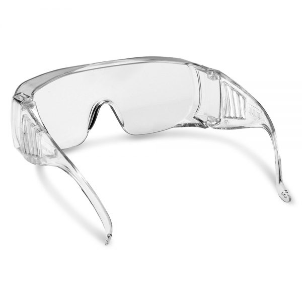عینک ایمنی کاشت ناخن مدل VISITOR SPECS