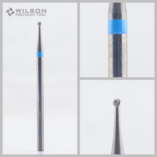 WILSON-Ball-Shape-Cross-Cut-Standard-Tungsten-Carbide-Burs-Nail-Drill-Bit-5000302-01-WBSTC