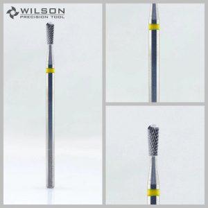 WILSON-Pear-shape-Tungsten-Carbide-Burs-Nail-Drill-Bit-1100250-01-WCNDB