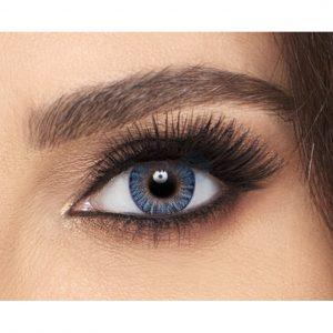 لنز رنگی روزانه Blue فرشلوک | FRESHLOOK