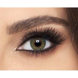 لنز رنگی روزانه Green فرشلوک | FRESHLOOK