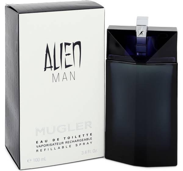 تستر ادو پرفیوم مردانه مدل Alien تیری ماگلر   Thierry Mugler (کپی)