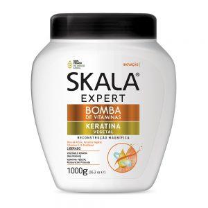 ماسک مو بمب ویتامین و کراتین حجم 1000 گرم اسکالا | SKALA